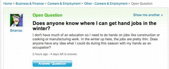Ask a Stupid Question… (51 pics)
