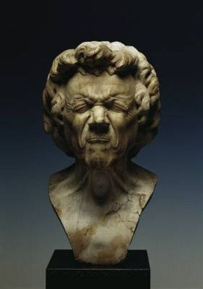Creepy 18th Century Sculptures (12 pics)
