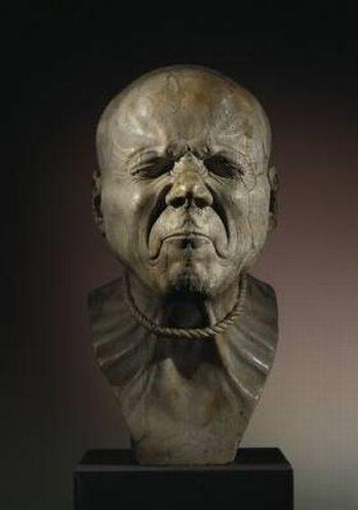 Creepy 18th Century Sculptures 12 Pics Izismile Com