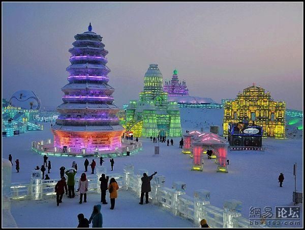 Colors of Ice World (24 pics)