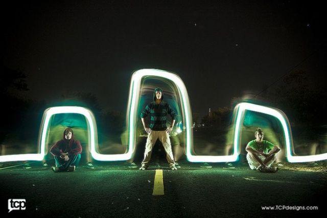 Light Fantastic (58 pics)