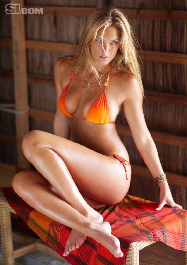 Hot Bar Refaeli in Bikini for Sports Magazine (11 pics)