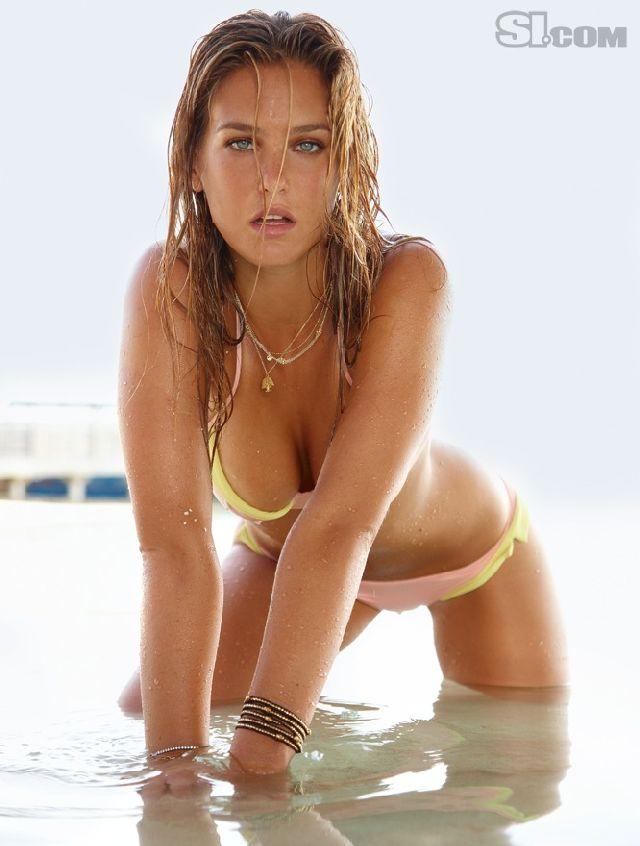 Hot Bar Refaeli in Bikini for Sports Magazine (11 pics)