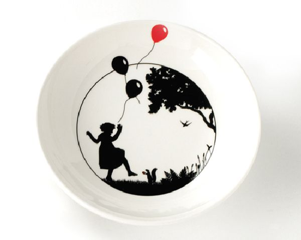 Story Telling Plates (8 pics)