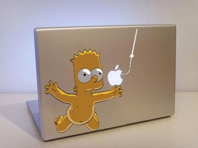 Fun with MacBook Apples. Part 2 (23 pics)