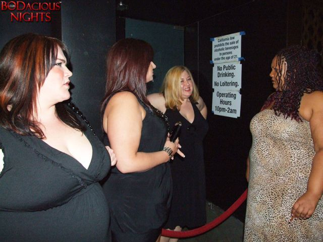 Night Clubs For Overweight People. Part 2 (47 pics)