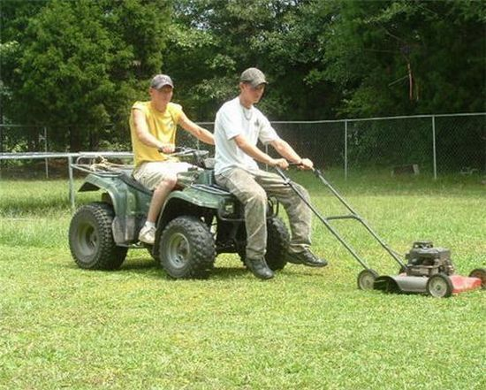 Welcome in the World of Rednecks (79 pics)