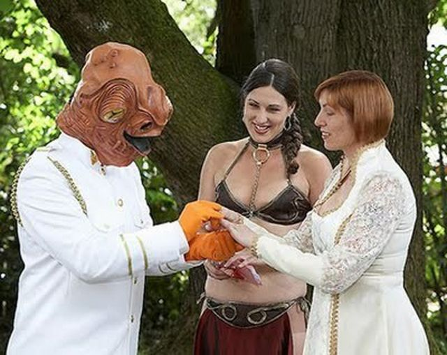Different Wedding Fails (35 pics)