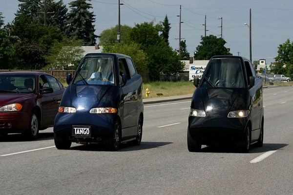 Commuter Cars Tango Is One Meter Long (18 pics)