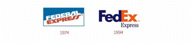 Evolution of Logos. Part 2 (25 pics)