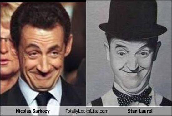 Funny Look Alikes (67 pics)