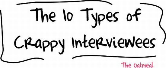 The Worst Interviewees (11 pics)
