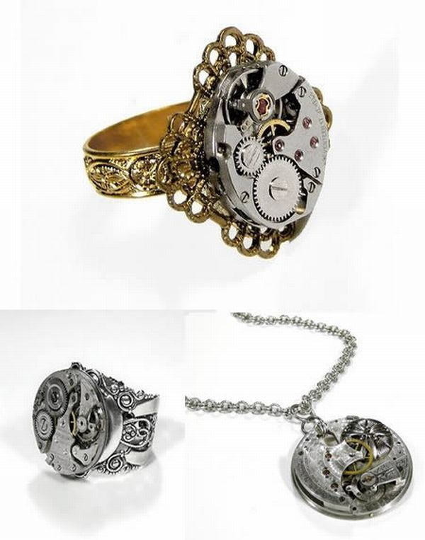 More of the Best Steampunk Gadgets (24 pics + 1 video)