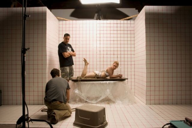 Making of Horror Photos (44 pics)