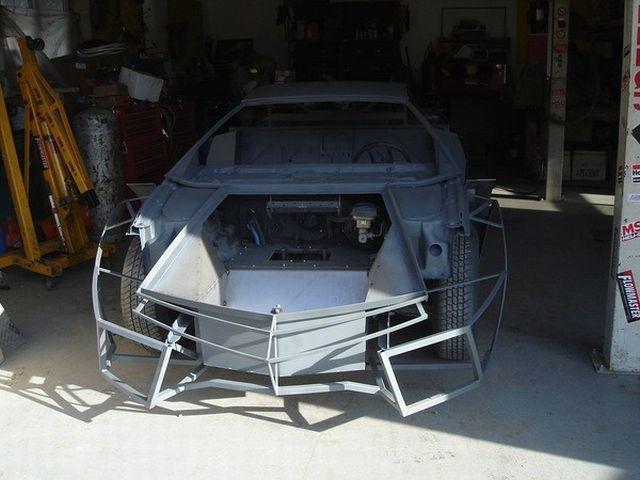 Incredible Car Transformation (24 pics)