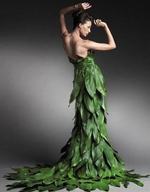 Flower Power For Dresses (18 pics)