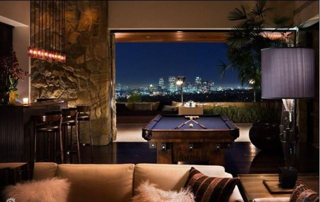 New Home of Jennifer Aniston (9 pics)
