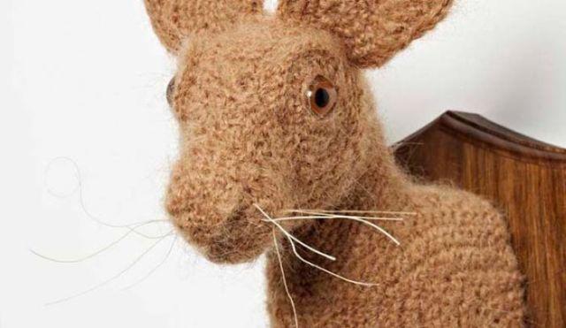 Cute Crochetdermy (12 pics)