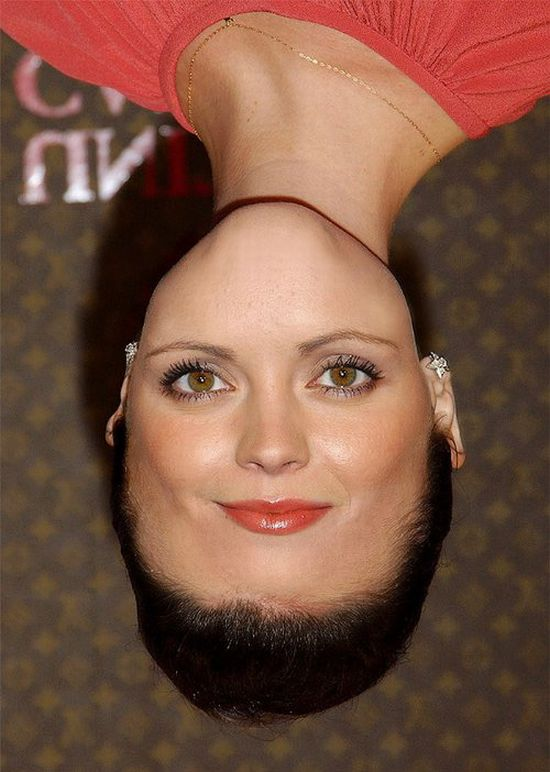 More Funny Celebrity Photomontages (60 pics)