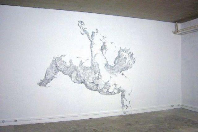 Staple Art (10 pics)