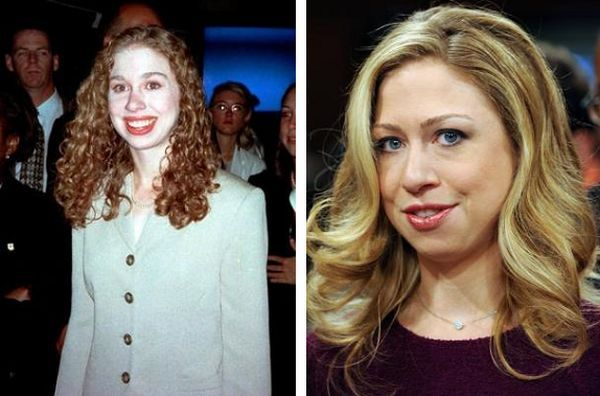 Celebrities, Then And Now (30 pics)