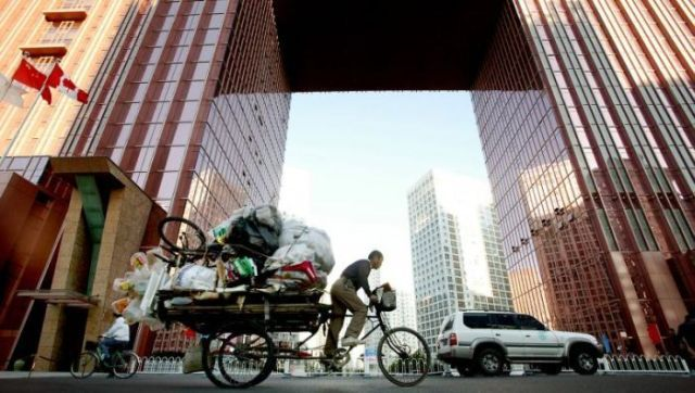 Chinese Way of Transporting Trash (17 pics)