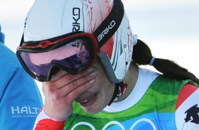 The Big Fall of Dominique Gisin at Vancouver Olympic Games (12 pics)