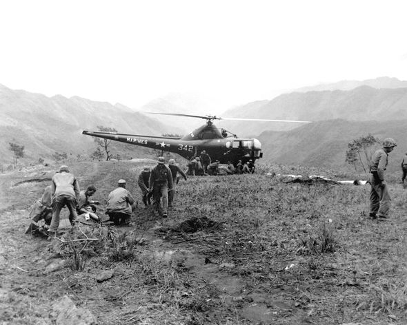 The Korean War (61 pics)
