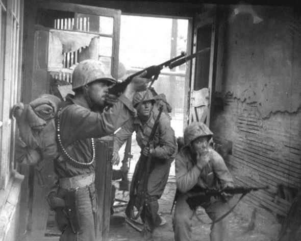 The Korean War (61 pics)