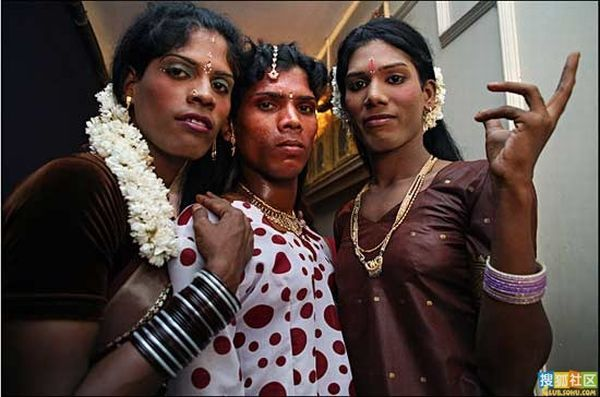 Indian Eunuchs (13 pics) - Izismile com
