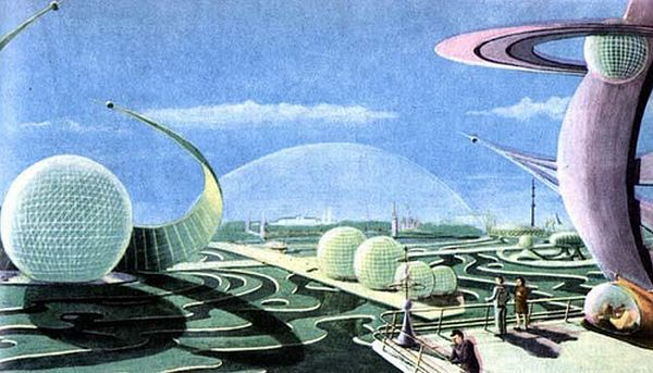 Retro Visions of the Future (120 pics)