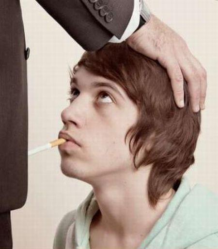 Smoking = Blow Job (3 pics)