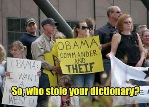 Political Sign Funnies (28 pics)