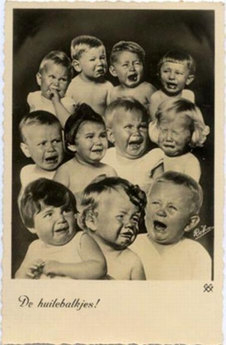 Funny Retro Kids (39 pics)