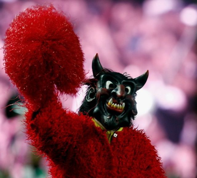 The Most Severe Soccer Club Mascots (10 pics)