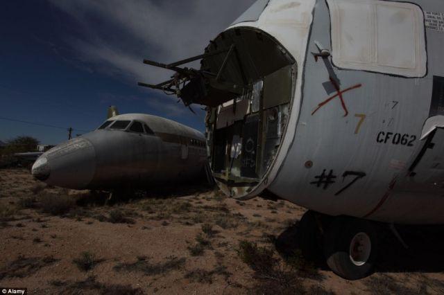 A Very Expensive Boneyard (7 pics)