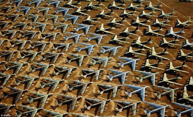 A Very Expensive Boneyard (7 pics)
