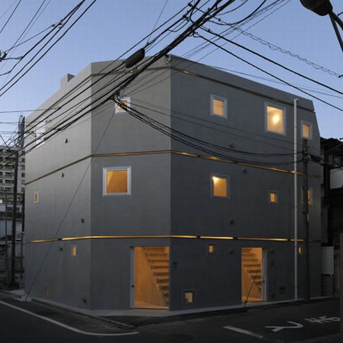 MM Apartment, a Dorm for Japanese Students  (17 pics)