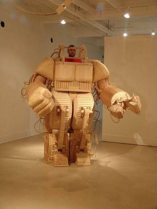 Cool Stuff Made from Wood (34 pics) - Izismile.com