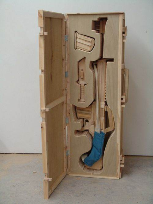 Cool Stuff Made from Wood (34 pics)