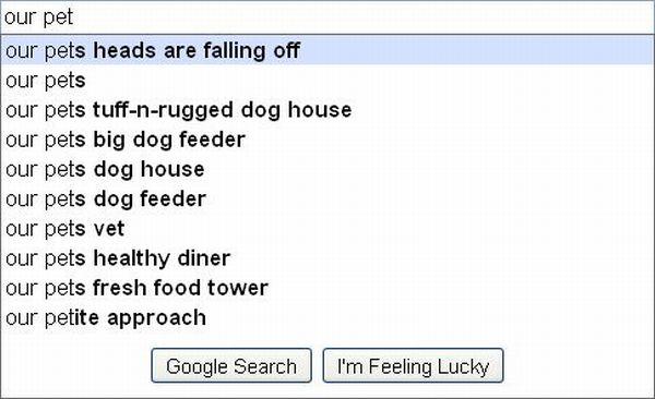 Funny Google Auto Suggests (19 pics)