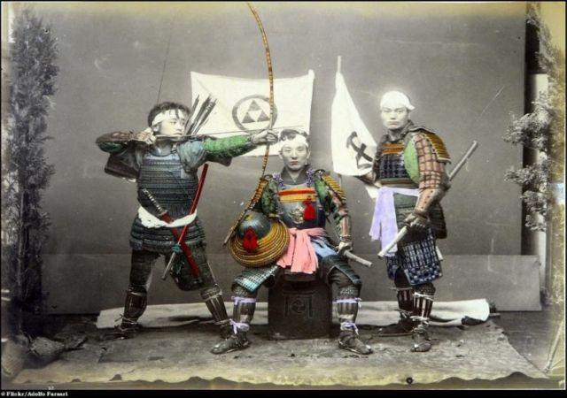 Vintage Picture of Japan (19 pics)