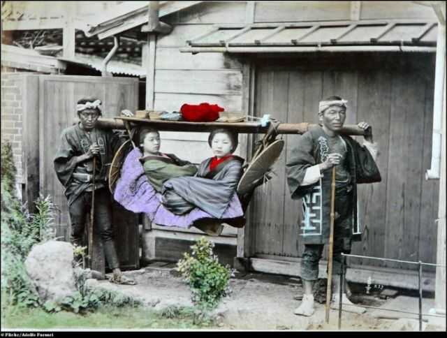 Vintage Picture of Japan (19 pics)