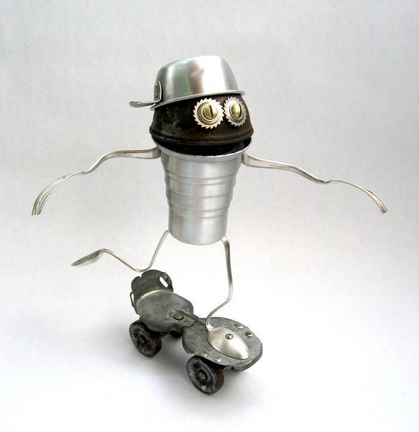 Funny Little Sculptures from Brian Marshall (22 pics)