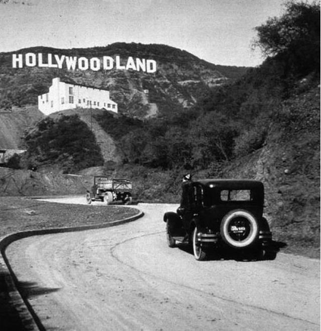 Time Machine to Hollywood-1910 (28 pics)