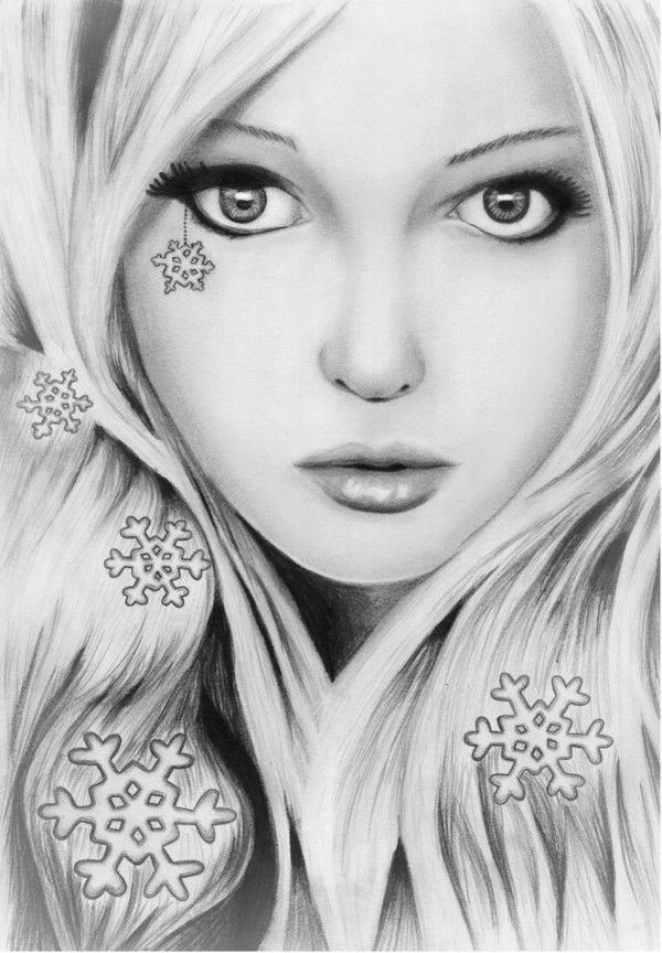 Beautiful Collection Of Pencil Drawings 20 Pics Izismile Com