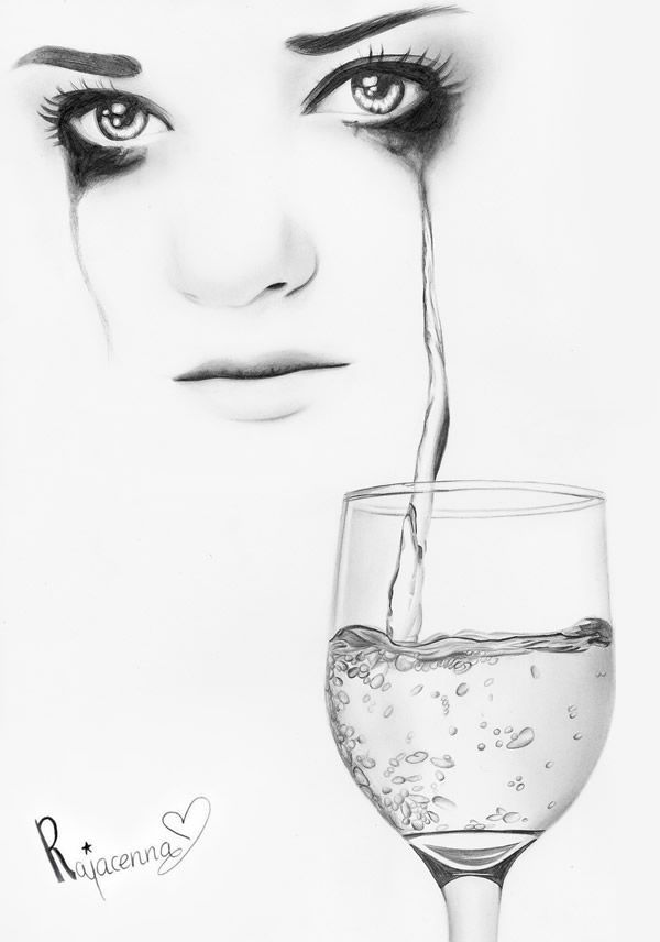 10 beautiful collection of pencil drawings 20 pics