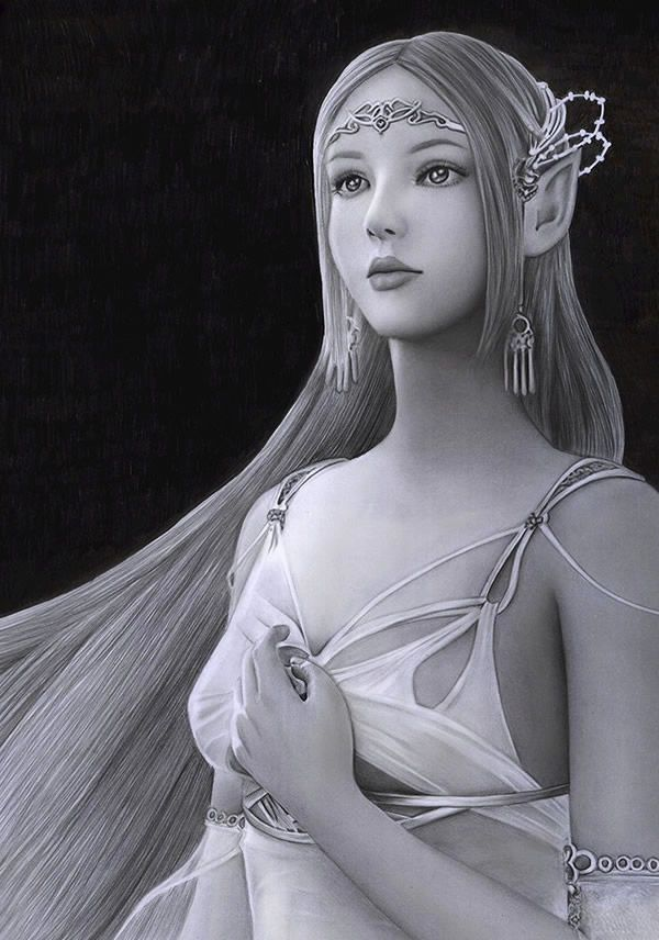 Beautiful Collection of Pencil Drawings (20 pics)