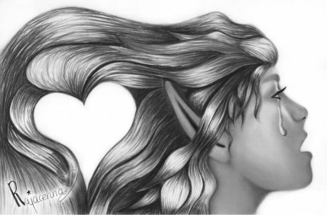 19 Beautiful Collection of Pencil Drawings 20 pics