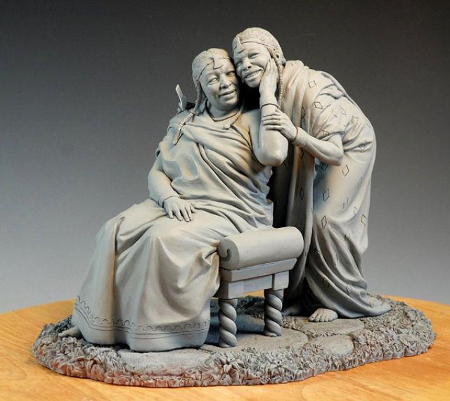 Inspiring Sculptures (10 pics)